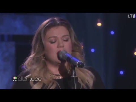 Kelly Clarkson - Piece By Piece Legendado ( TheEllenShow ) |HD|
