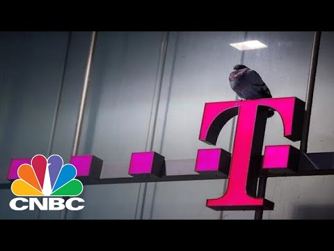 T-Mobile And Sprint Strike Deal | CNBC
