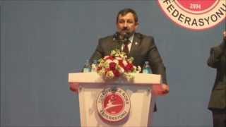 Türkiye Kick Boks Federasyonu Başkanı Sayın Salim KAYICI