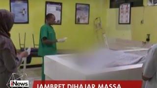 Tertangkap Saat Menjambret, 1 Tewas & 1 Kritis Dihajar Massa - iNews Pagi 22/01 | iNewsTV - News