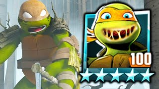 Fighters Visions - Teenage Mutant Ninja Turtles Legends