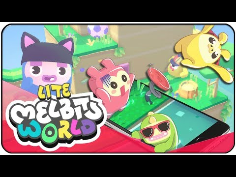 📱 MELBITS WORLD POCKET 🕹   Free 3D Puzzle Gameplay
