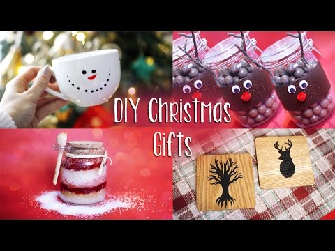 Last Minute DIY Christmas Gifts | Easy & Affordable