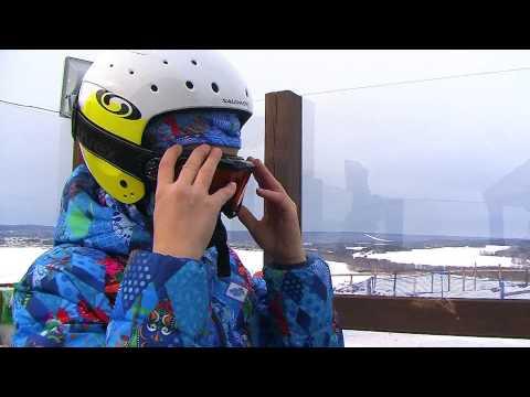 Первые детские олимпийские игры в Шамони