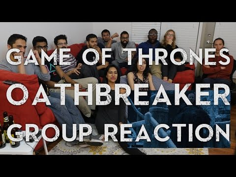 Game of Thrones - 6x3 Oathbreaker - Group Reaction + Skit