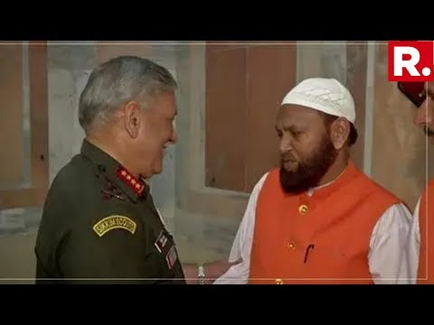 J&K: Army Chief General Bipin Rawat Meets Inter-Faith Delegation From The Kashmir Valley from YouTube · Duration:  3 minutes 11 seconds