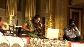 Jyotsna Srikanth presents Ninnu Vina, Indian Classical Music, Carnatic Style