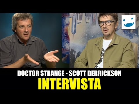 "Scott Derrickson on Doctor Strange: ""Comic book movies are art"""