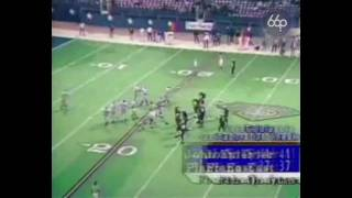 Greatest Football Comeback Of All Time (3 Onside Kicks)