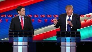 cnn s houston gop debate in 90 seconds