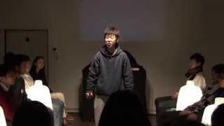 Fact≠Truth: Kasyou Iizuka at TEDxTokyo yz