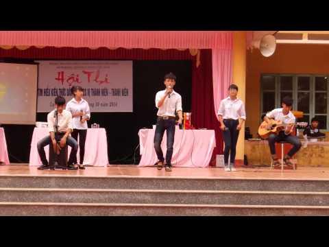 """Hội Thi """"Sức khỏe sinh sản"""" - CLB Đàn-Cover -Mush up - Trường THPT Lục Nam"""