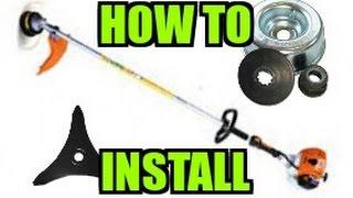 HOW TO: Stihl FS 90 R