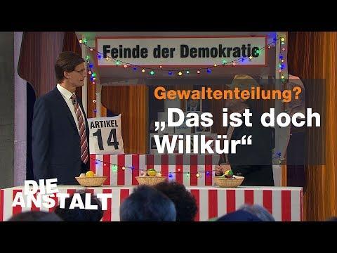 Autokratie spielerisch erklärt  - Die Anstalt vom 16.07.2019