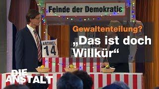 Autokratie spielerisch erklärt  - Die Anstalt vom 16.07.2019 | ZDF