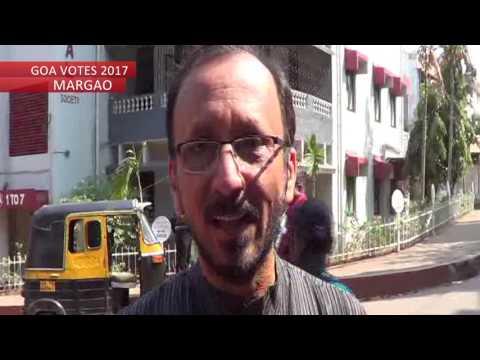GOA VOTES 2017  MARGAO