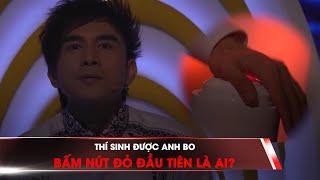 Thí sinh được anh Bo bấm nút đỏ đi thẳng vào vòng liveshow đầu tiên là ai?