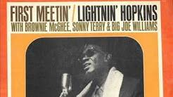 Lightnin' Hopkins   Ain't Nothin' Like Whiskey