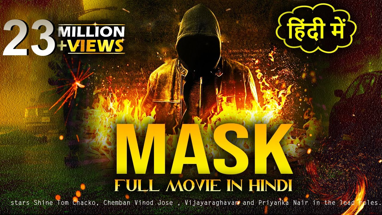 Mask (2019) Hindi Dubbed Dual Audio Movie