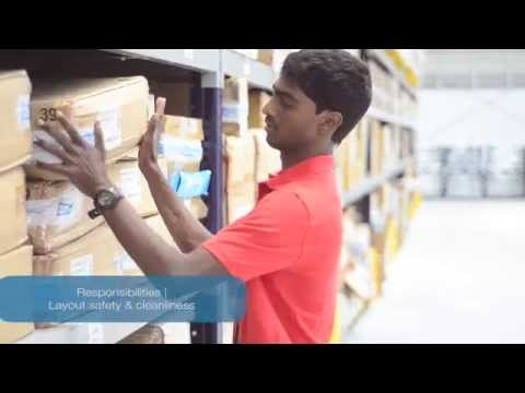 Logistics Coordinator at Decathlon Sports India