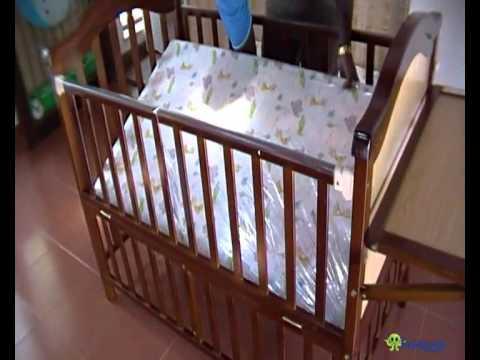 babyhood sleigh cot instructions