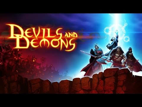 Devils & Demons (by HandyGames) - iOS / Android - HD Gameplay Trailer