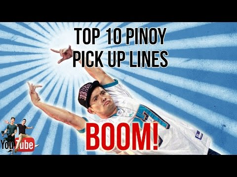 Top 10 Pinoy Pick Up Lines