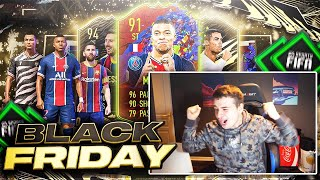 LE GROS PACK OPENING BLACK FRIDAY : MON MEILLEUR PACK OPENING - FIFA 21