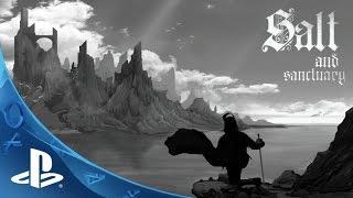 Salt and Sanctuary [PS4] - Она вышла!