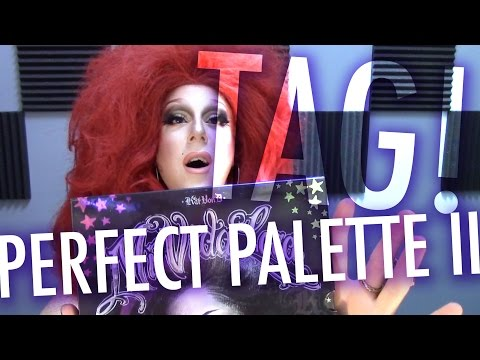 TAG! Perfect Palette II (+ ZOMG 5K Subs!)
