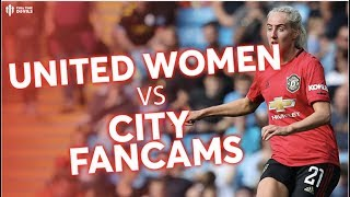 MAN UTD WOMEN FANCAMS: City 1 United 0 - Did Ourselves Proud!