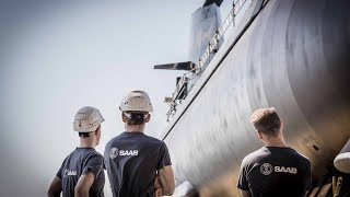 homepage tile video photo for Mid-life upgrade HMS Uppland