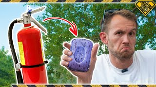 How You Can Make Soap Out of Fire
