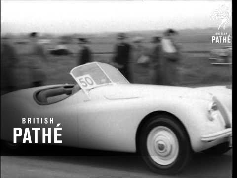 Mira Testing Ground For Austin Cars AKA Opening Of Austin Motors Test (1949)
