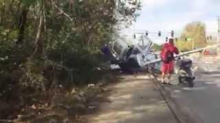 Plane Makes Emergency Landing On MLK Boulevard