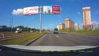 ДТП сегодня (11.08.2017) на Дальневосточном проспекте