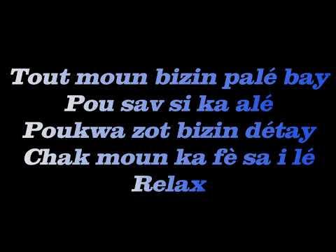 Kalash  Plastik Lyrics Parole