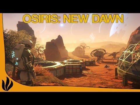 OSIRIS: NEW DAWN FR #1: Survie immersive sur une planète peuplée d