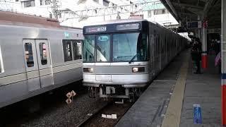 【廃車16編成目】東京メトロ03系03-128F が廃車になりました。