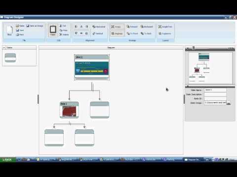 Wn diagram designer wpf diagram designer ccuart Gallery