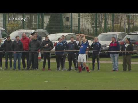 Glenurquhart v Kyles Athletic Marine Harvest Premiership 22 04 17