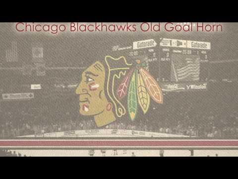 Chicago Blackhawks Old Goal Horn (1990)
