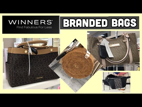 BRANDED BAGS FOR LESS $ AT WINNERS CANADA