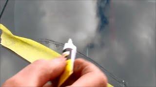 ремонт лобового стекла за 1 доллар. Полезная информация