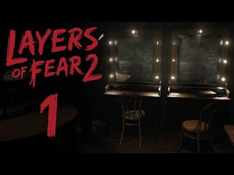 Layers of Fear 2 - Прохождение игры на русском - СОЗДАНИЕ ПЕРСОНАЖА [#1] | PC