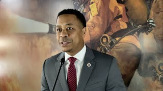 Mahlon Mitchell | IAFF General President Nomination Speech at the 55th IAFF Convention