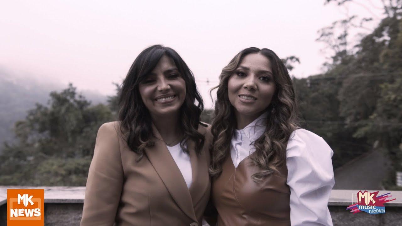 "Download Jozyanne e Eyshila - Bastidores do clipe ""Profetiza"" (#MKnãoPARA)"