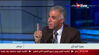 د/أحمد فؤاد ونظرة سريعة عن تطوير إسرائيل داخل القدس والبحث عن هيكل سيدنا سليمان- الوقائع