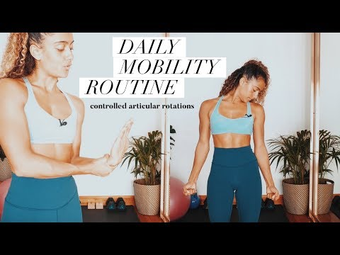 MOBILITY ROUTINE USING CARS | Real Time Led Practice | Shona Vertue