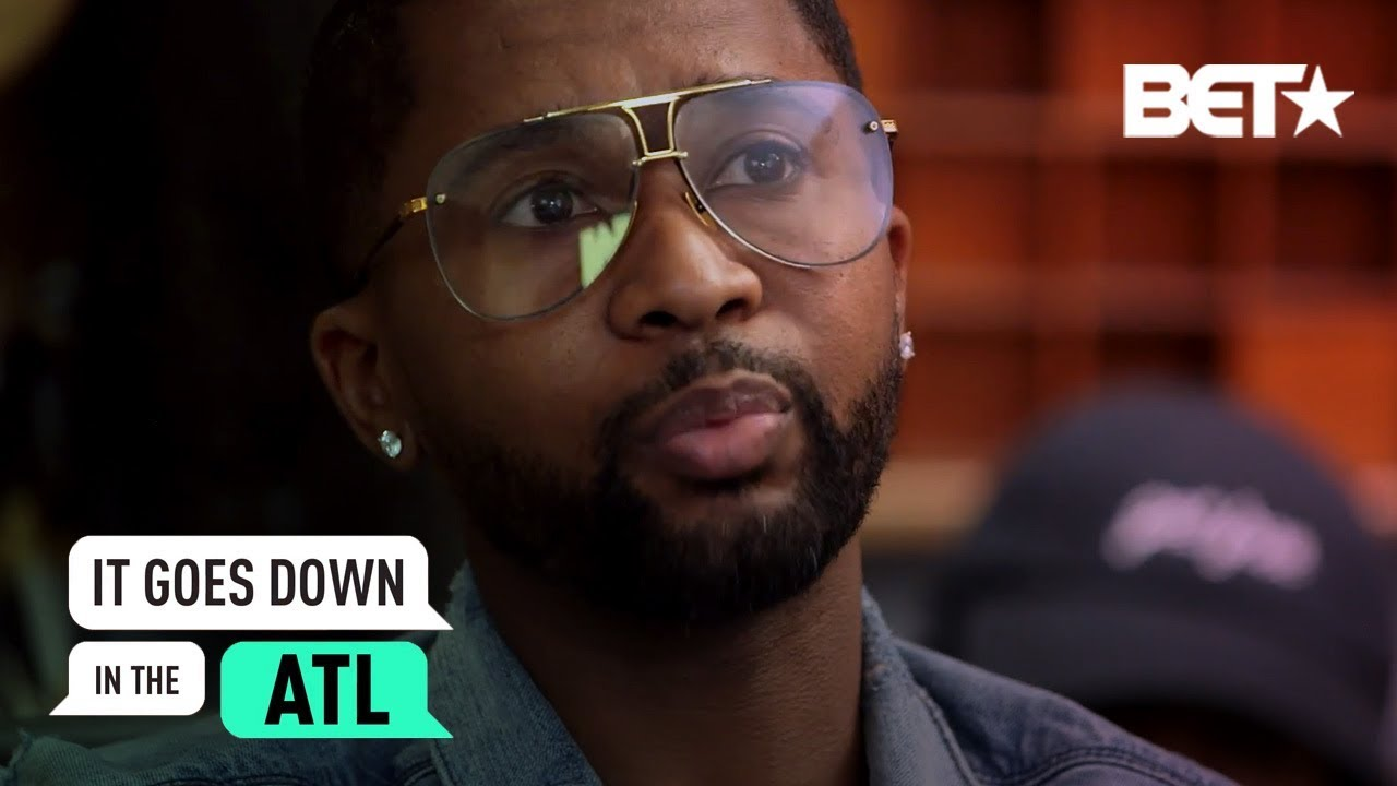 Zaytoven Makes Fire Beat In 5 Minutes While Special Guests Freestyle | It  Goes Down in the ATL